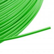Manta cablu frana VERDE NEON 1M-2P/5mm