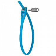 """Cablu securitate cu Cheie HIPLOK """"Z-LOK"""" 420 mm Albastru"""