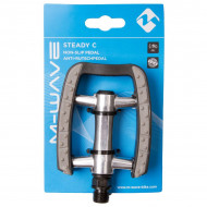 "Pedale Aluminiu M-WAVE ""STEADY C"""