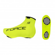 Huse pantofi Force Incision Fluo-Black L-XL