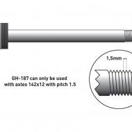 Union ureche cadru GH-187