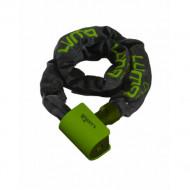 Lacat Luma Enduro 8 Chain 150 cm verde C4