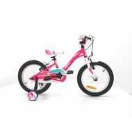 """Bicicleta Sprint Alice 16"""" 1SP 2021-ROZ LUCIOS"""