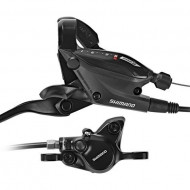 Frana hidraulica fata Shimano ST-EF500/MT200 combo 3Viteze