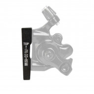 Adaptor spate etrier flat SXT 160 mm-HR