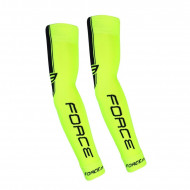 Incalzitoare brate Force Knitted Fluo L/XL