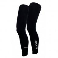 Incalzitoare picioare ForceTerm long negre L