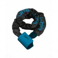 Lacat Luma Enduro 8 Chain 150 cm albastru C4
