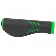 Mansoane Force Ergo negru/verde