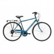 Bicicleta Adriatica Movie Man 6V 28 Petrol Blue 50 cm