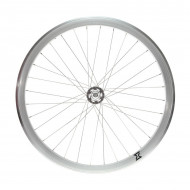 Roata Fata Single Speed/Fixie 700-32H 40 mm Alb