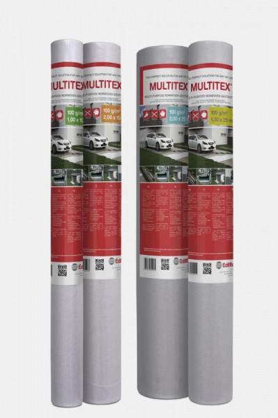 Geotextil MULTITEX 100g/mp, role de 2,00x10 m