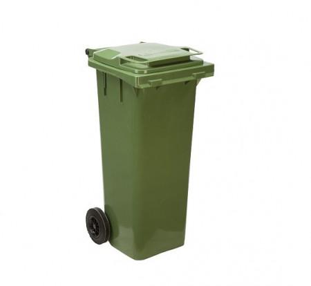 Poze Pubela 120 L, verde