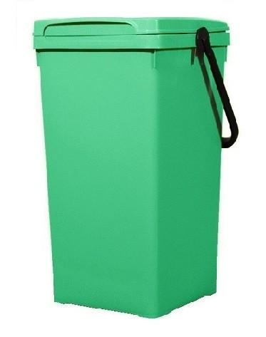 Cos de gunoi pentru birou 32 l, verde