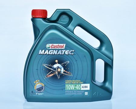 ULEI CASTROL MAGNATEC A3/B4 10W-40- 4L