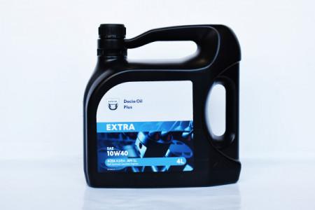 ULEI DACIA OIL PLUS EXTRA 10W40- 4L