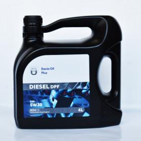 ULEI DACIA OIL PLUS DPF DIESEL 5W30- 4L
