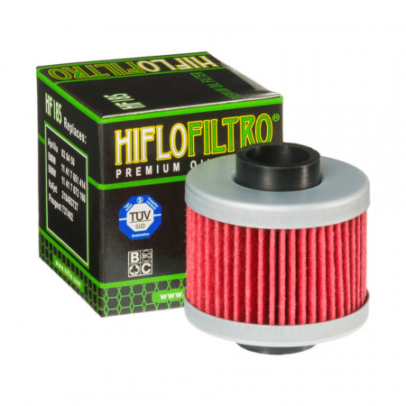 Filtru de ulei HIFLOFILTRO HF185