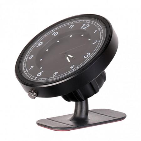 Suport de telefon auto magnetic cu ceas