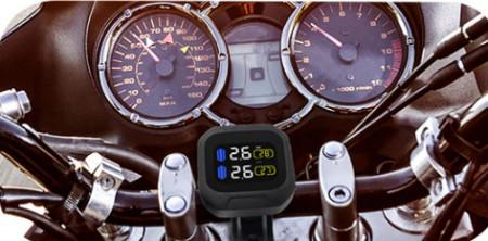 Sistem inteligent wireless de monitorizare presiune pneuri