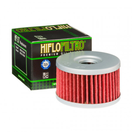Filtru de ulei HIFLOFILTRO HF137