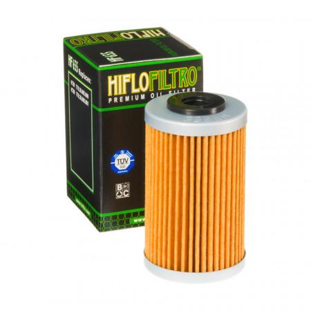 Filtru de ulei HIFLOFILTRO HF655