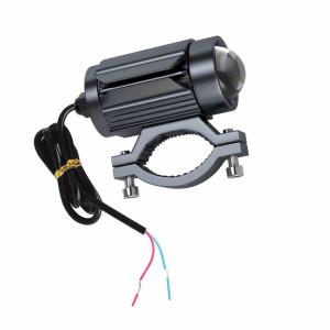 Proiector auto-moto LED 15W tip CS-1123B1, cu 3 nuante de lumina
