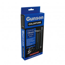 Kit bujie transparenta de test Gunson Colortune Motorcycle cu filet de 10 mm.