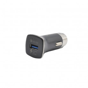 Incarcator rapid USB 3.1A, cu adaptor pentru priza bricheta