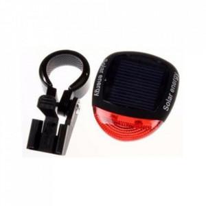 Lampa stop bicicleta cu reincarcare solara