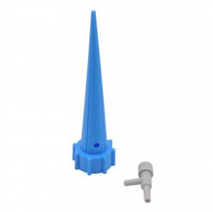 Sistem reglabil de irigare pt. ghivece, culoare albastra, set 12 bucati