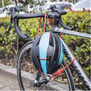 Antifurt bicicleta cu lant de otel 180 cm si cifru