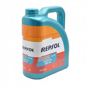 Ulei Repsol ELITE COMPETICION 5W40