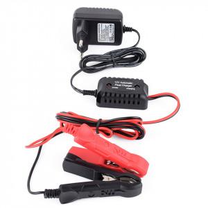 Mini redresor moto/auto 6V/12V, incarcare 400 mA