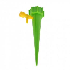 Sistem reglabil de irigare pt. ghivece, culoare verde, set 12 bucati