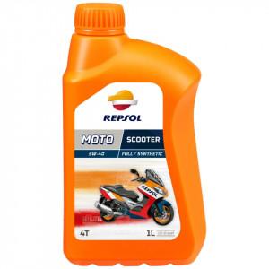 Ulei full sintetic Repsol Moto Scooter 4T 5W40 1 L