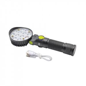 Lampa COB LED de lucru WL34 cu baterie reincarcabila USB