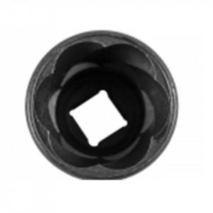 Trusa chei tubulare pentru desfacut suruburi si prezoane uzate, 5 dimensiuni