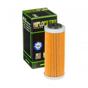 Filtru de ulei HIFLOFILTRO HF652