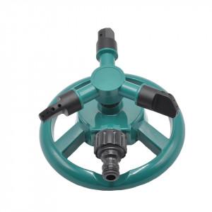 Stropitoare rotativa reglabila pentru gazon