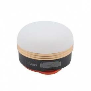 Lampa LED camping reincarcabila USB, cu prindere magnetica si port USB pt. incarcare telefon