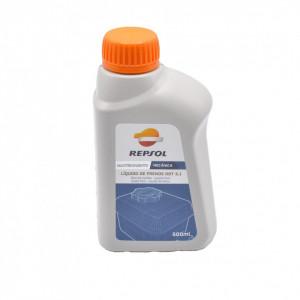 Lichid de frana Repsol Liquido Frenos DOT 5.1, 500 ml