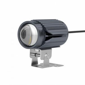 Proiector auto-moto LED 15W tip CS-1123B2, cu 3 nuante de lumina