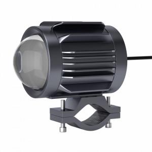 Proiector auto-moto LED 15W tip CS-1123C1, cu 3 nuante de lumina