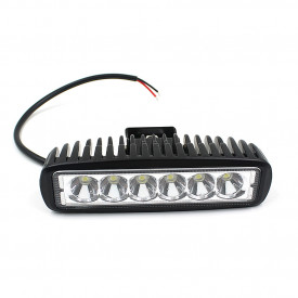 Proiector LED auto 18W, tip off-road 4x4, HG-821