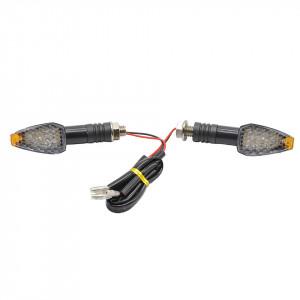 Semnalizatoare moto cu LED