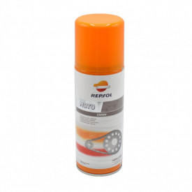 Spray de lant Repsol Moto Chain, 400 ml.