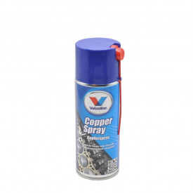 Spray lubrifiant pe baza de cupru Valvoline Copper Spray, 400 ml.