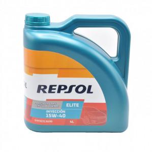 Ulei motor auto Repsol Elite Inyeccion 15W40 4L