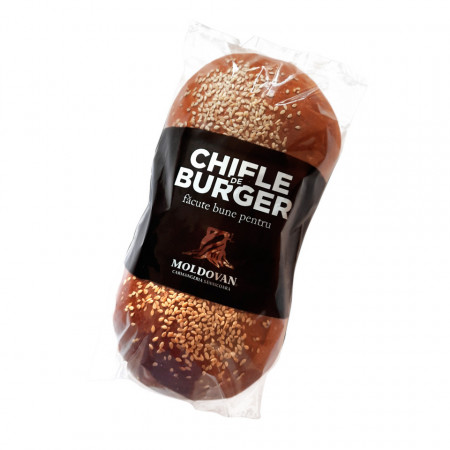 Chifle burger 2X120g